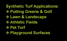 Turf Applications
